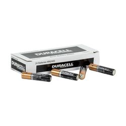 Duracell Alkaline Battery AAA 1.5v Box of 24