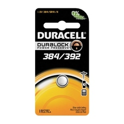 Duracell Alkaline Battery 1.5v 384/392