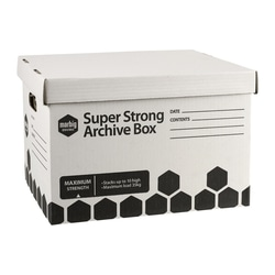 Marbig Archive Box Super Strong