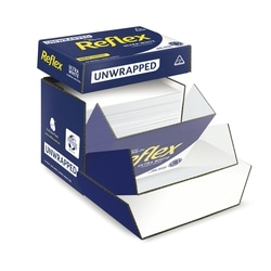 Copy Paper A4 80gsm Reflex White ProPack 2500 Sheets