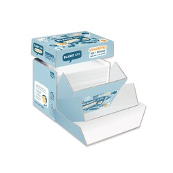 Copy Paper A4 80gsm Planet Ark 100% Recycled Unwrapped Bx 2500 Sheets