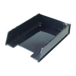 Esselte SWS Document In Out Tray Black