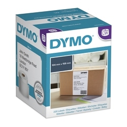 Dymo LabelWriter XL Shipping Labels 104mm x 159mm (SD0904980 / 1744907)