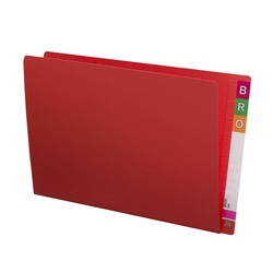 Avery Lateral File 45113 Extra Heavy Red 100 Pack