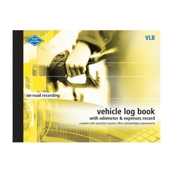 Zions Vehicle Log Book Vlb Large