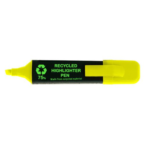 Highlighter Yellow Osmer Recycled